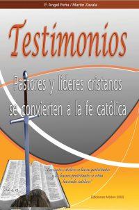 Testimonios. Pastores y lideres