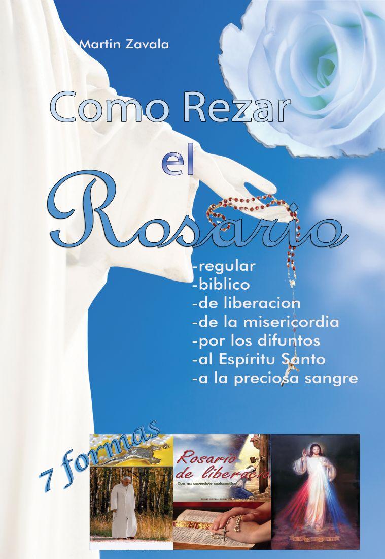 como rezar el rosario 7 formas