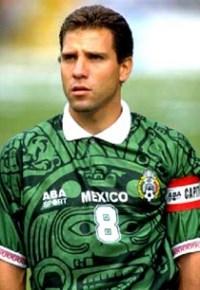 Alberto Garcia Aspe Ex seleccionado da testimonio Dvd