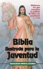 Biblia ilustrada para la Juventud