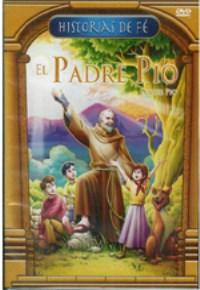 El Padre Pio Historias de fe dvd caricatura