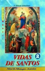 Las Vidas de los Santos 2 P. Eliecer Salesman