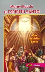 Maravillas del Espiritu Santo