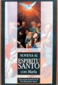 Novena al espiritu santo con Maria