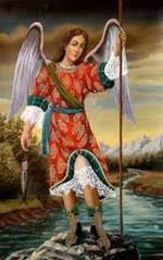 Novena en Honor del Arcangel San Rafael