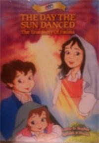 Nuestra Señora de Fatima dvd caricatura