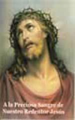 Rosario dedicado a la preciosa sangre de nuestro redentor Jesus