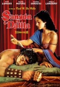 Sanson y Dalila dvd
