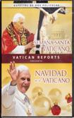 Semana Santa en el Vaticano.  Navidad en el Vaticano