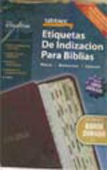 Separadores para Biblia