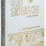 biblia latinoamericana grande blanca