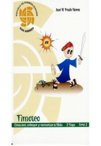 Timoteo como leer subrayar y memorizar la biblia