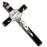 Crucifijo de San Benedicto mediano