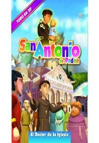 San Antonio de Padua caricaturas