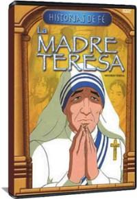 Madre Teresa de Calcuta. caricatura